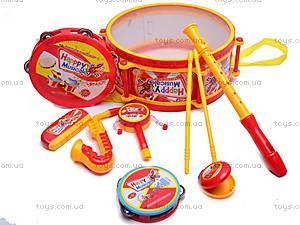 Набор детских музыкальных инструментов, 6688G