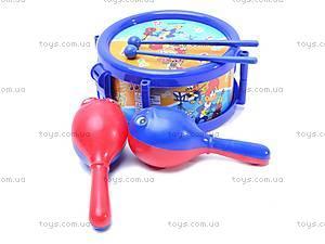 Набор детских музыкальных интрументов, 53035