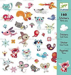 Набор детских наклеек «Маленькие друзья», DJ08842