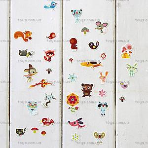 Набор детских наклеек «Маленькие друзья», DJ08842, отзывы