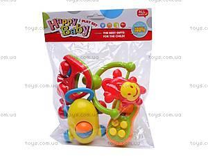 Набор детских погремушечек, BM3306-1, фото