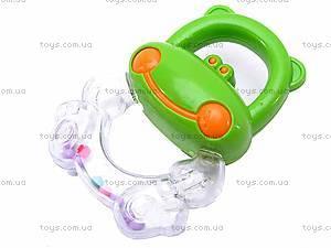 Набор детских погремушек, в колбе, LB291, детские игрушки