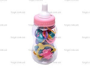 Набор детских погремушек в ручку, 326-425, фото