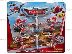 Набор детских самолетиков, 389-48D
