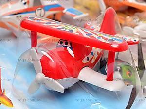 Набор детских самолетиков, 389-48D, фото