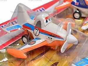 Набор детских самолетиков, 389-48D, отзывы