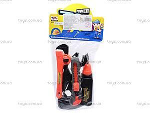 Набор детских строительных инструментов, 326-607