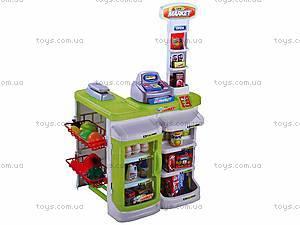 Набор детский «Супермаркет», с аксессуарами, 668B-1