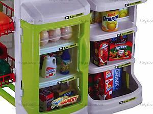 Набор детский «Супермаркет», с аксессуарами, 668B-1, фото