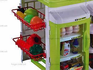 Набор детский «Супермаркет», с аксессуарами, 668B-1, отзывы