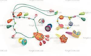 Набор детской бижутерии «Роса цветов», DJ06573, купить