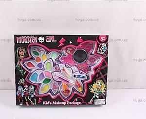 Набор детской декоративной косметики Monster High, MY3088-C15