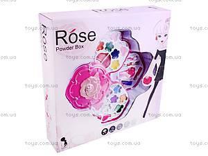 Набор детской косметики «Rose», CS58-F6