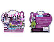 Набор детской косметики Fashion girl, 81025, отзывы