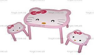 Набор детской мебели Hello, Kitty, 02-282