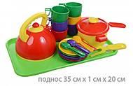 Набор детской посуды,  23 предмета, , фото