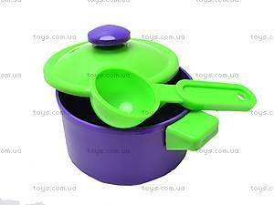Набор детской посуды, 23 предмета, Юника, купить