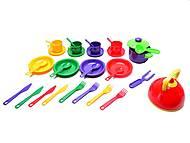 Набор детской посуды, 32 предмета, , купить
