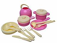 Набор детской посуды, 990_2, отзывы
