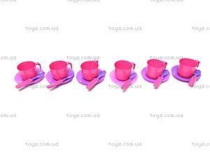 Набор детской посуды «Ева», 04-420, отзывы