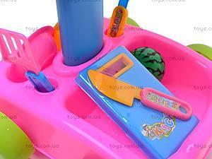 Набор детской посуды и продуктов, 1093, отзывы