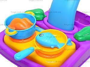 Набор детской посуды и продуктов, 1093, игрушки