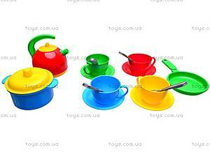Набор детской посуды «Маринка», 1134