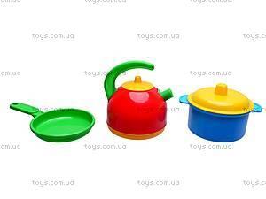 Набор детской посуды «Маринка», 1134, отзывы