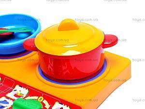 Набор детской посуды «Юная хозяйка», 048, фото