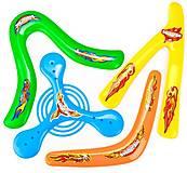 Набор детских бумерангов (4 штуки), AX991, детские игрушки