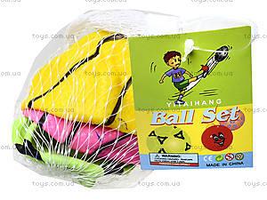 Набор детских мячиков, YT017A, цена