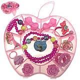 Набор детских украшений «Яблоко», PR1679, купить