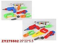 Набор детских инструментов для ремонта, 238-5A-6A