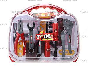 Набор детских инструментов в саквояже, Z00A, фото