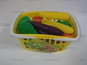 Набор детский «Овощи в корзине», ИП.18.003