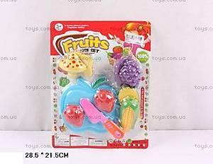 Набор детский «Овощи и фрукты», 884-2