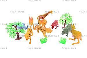 Набор диких животных, 8351