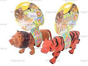 Набор диких животных, для игры, HT9910IC, фото
