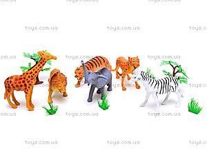 Набор диких животных для игры, 835H-2