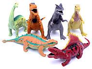 Набор динозавриков, A016P, детский
