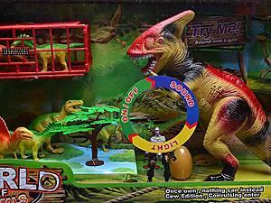 Набор динозавров «В мире животных», 600-118, цена