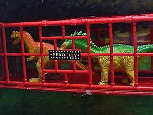Набор динозавров «В мире животных», 600-118, игрушки