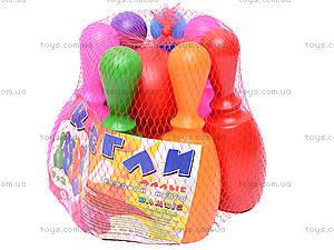 Игрушечный набор для боулинга, 0242, фото