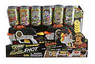 Набор для дартса с мишенями  X-Shot, 01101Z, купити