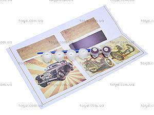 Набор для декупажа шкатулки «Ретро», 94509, купить