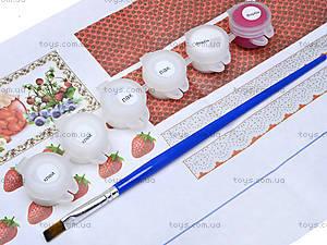 Набор для декупажа шкатулки «Ягодка», 94502, фото