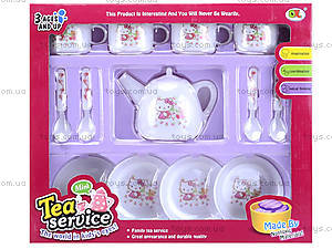 Набор для детей «Чайный набор», K6989-5, отзывы