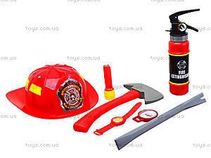 Набор для детей «Пожарник», 5022B, детские игрушки