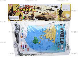 Набор для детей «Смелый командир. Военные», 0144A, магазин игрушек