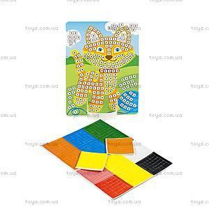 Набор для детского творчества «Аппликация. Котёнок», MC01, фото